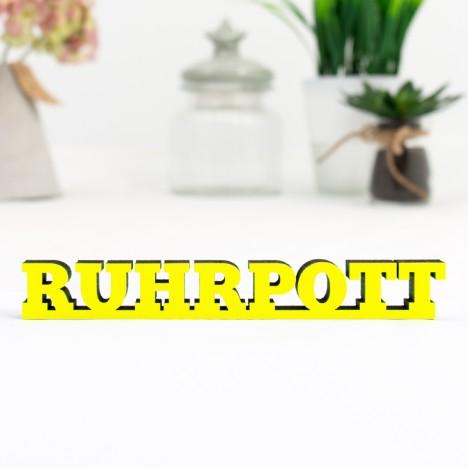 Dekoschriftzug Ruhrpott