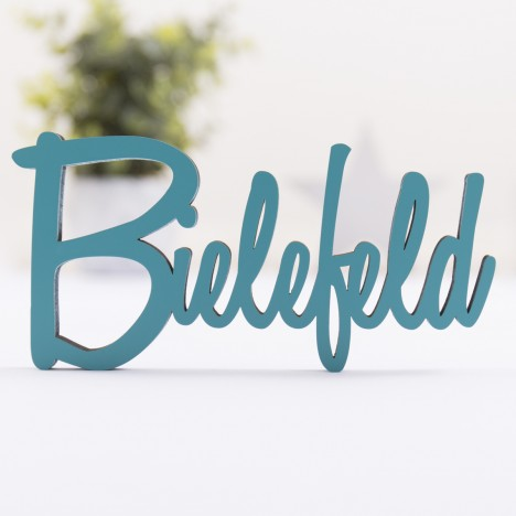 Dekoschriftzug Bielefeld