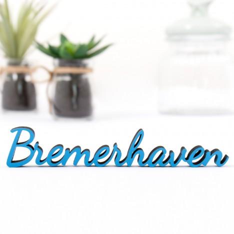 Dekoschriftzug Bremerhaven