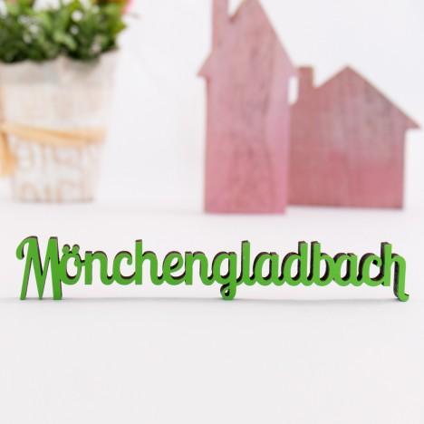 Dekoschriftzug Mönchengladbach