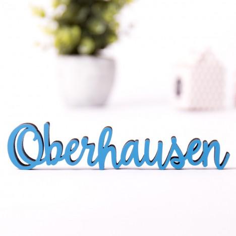 Dekoschriftzug Oberhausen