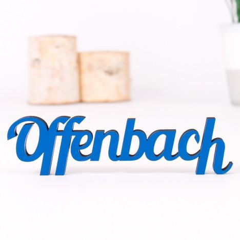 Dekoschriftzug Offenbach