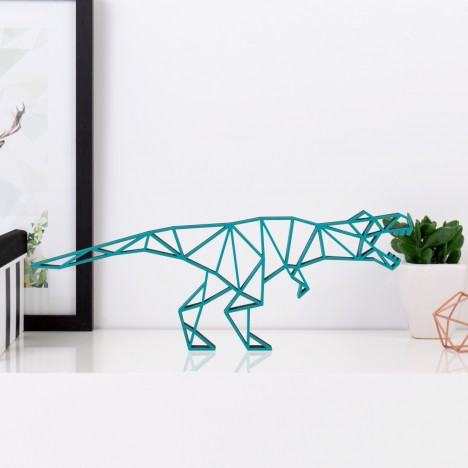 ORIGAMI 3D-Motiv Tyrannosaurus-Rex