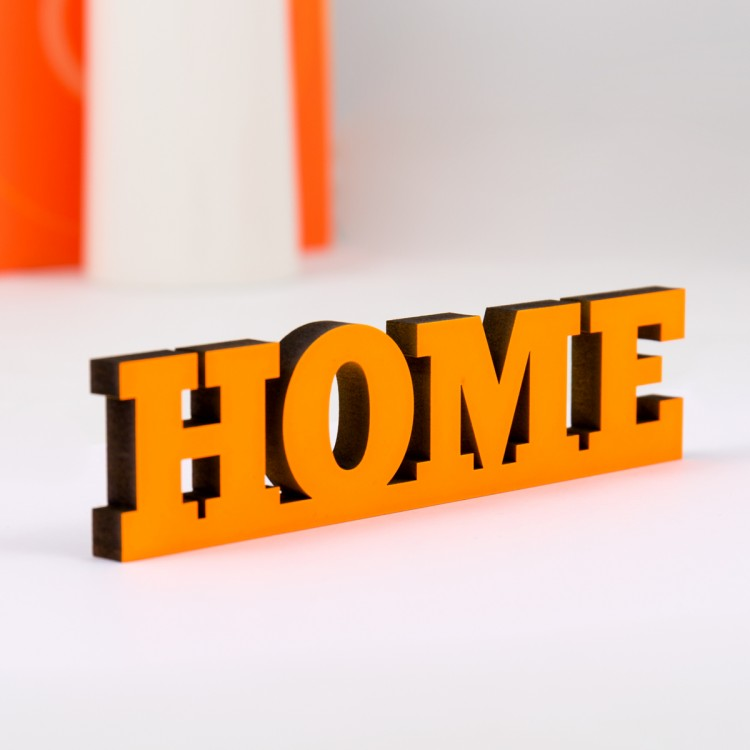 dekoschriftzug home. Black Bedroom Furniture Sets. Home Design Ideas