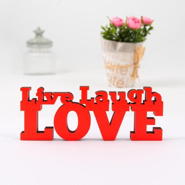 live laugh love 3d - photo #12