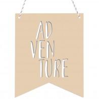 Wimpel Adventure