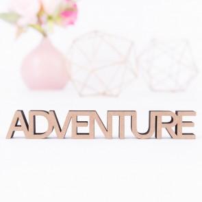 Adventure Schriftzug