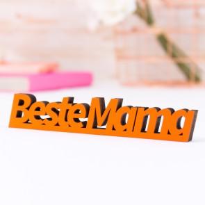 Dekoschriftzug Beste Mama