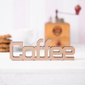 """Dekoschriftzug """"Coffee"""""""