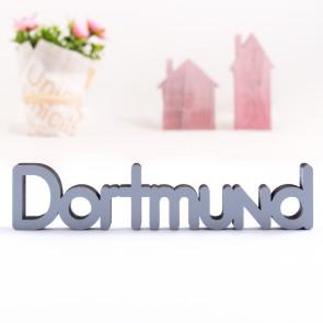 3D-Schriftzug Dortmund