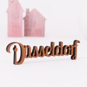 Dekoschriftzug Düsseldorf