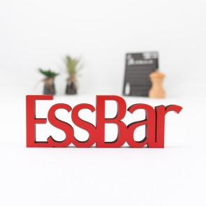 "Dekoschriftzug ""Essbar"""