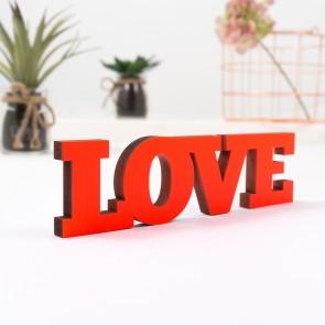 Dekoschriftzug Love