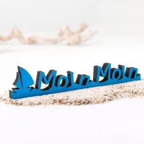 Dekoschriftzug Moin Moin
