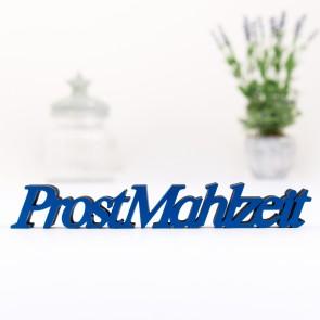 3D-Schriftzug Prost Mahlzeit