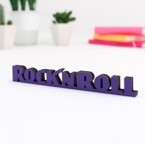 Dekoschriftzug RocknRoll