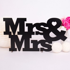 Mrs und Mrs Gästebuch