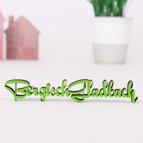Dekoschriftzug Bergisch Gladbach