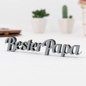 Dekoschriftzug Bester Papa