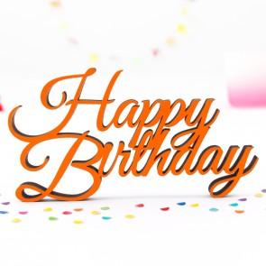 Dekoschriftzug Happy Birthday