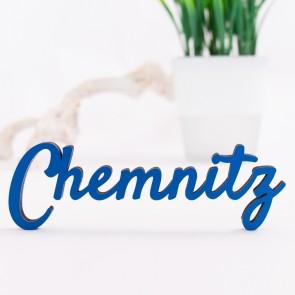 Dekoschriftzug Chemnitz