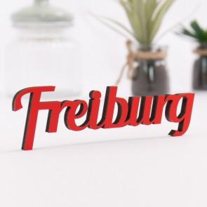 Dekoschriftzug Freiburg