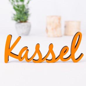 Dekoschriftzug Kassel