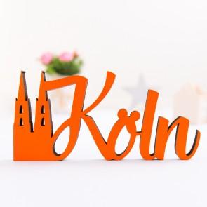 Dekoschriftzug Köln
