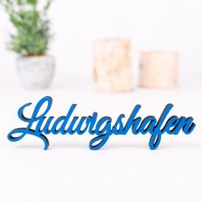 Dekoschriftzug Ludwigshafen