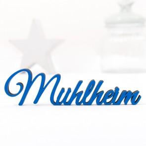 Dekoschriftzug Mülheim