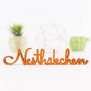 Nesthäkchen 3D-Schriftzug