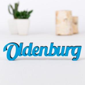 Dekoschriftzug Oldenburg