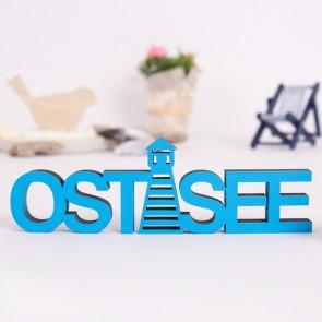 Dekoschriftzug Ostsee