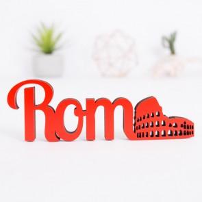Dekoschriftzug Rom