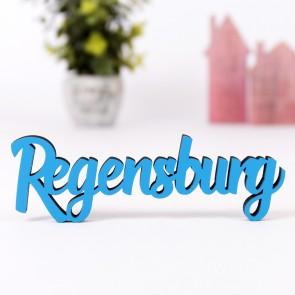 Dekoschriftzug Regensburg