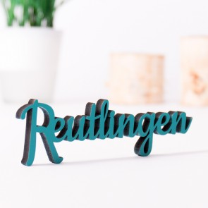 Dekoschriftzug Reutlingen