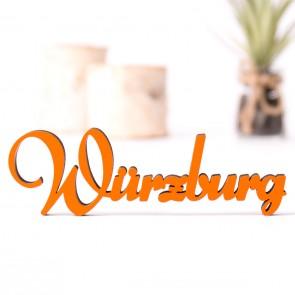 Dekoschriftzug Würzburg