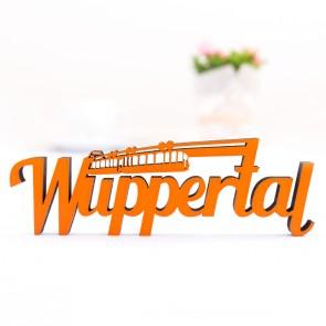 Dekoschriftzug Wuppertal
