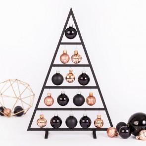 weihnachtsb ume aus holz von kleinlaut. Black Bedroom Furniture Sets. Home Design Ideas