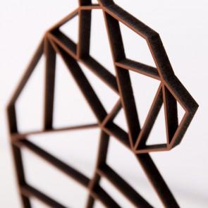 ORIGAMI 3D-Motiv Bär sitzend