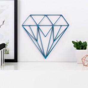 ORIGAMI 3D-Motiv Diamant