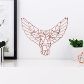 Eule Origami Figur