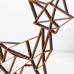ORIGAMI 3D-Motiv Fuchs