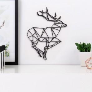 ORIGAMI 3D-Motiv Hirsch