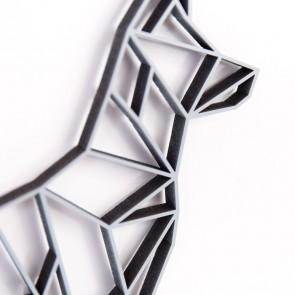 ORIGAMI 3D-Motiv Hund