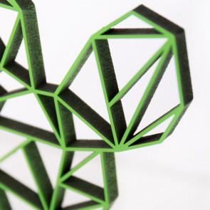 ORIGAMI 3D-Motiv Kaktus