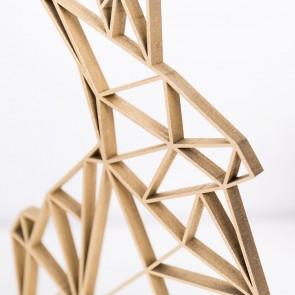 ORIGAMI 3D-Motiv Kaninchen