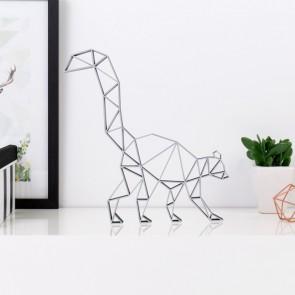 ORIGAMI 3D-Motiv Lemur