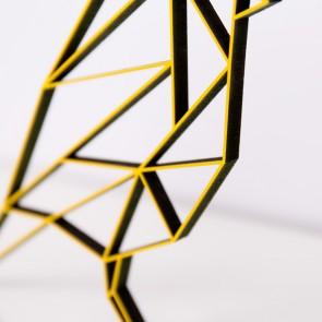 ORIGAMI 3D-Motiv Meise
