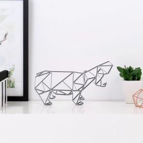 Origami Nilpferd